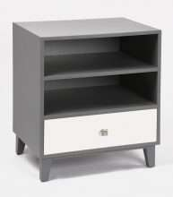 Alexander Bottom Drawer Side Chest