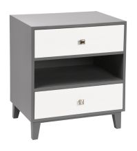 Alexander 2 Drawer Side Chest