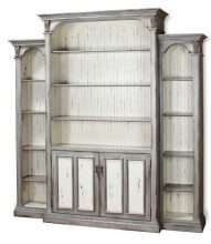 Cambridge Triple Bookcase