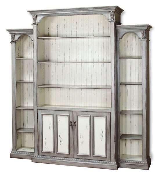 Bookcases, Etageres, & Book Shelves