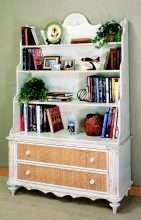 Catalina Bookcase w/Drawers