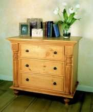 Classical 3 Drawer Chest