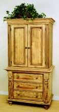 Classical 3 Drawer Armoire
