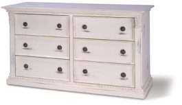 Cambridge 6 Drawer Dresser