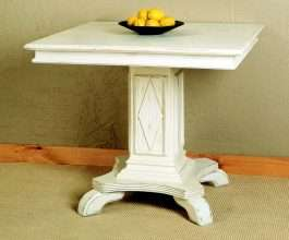 Diamond Valley Pedestal Table