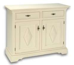 Fairfield 2 Door Chest