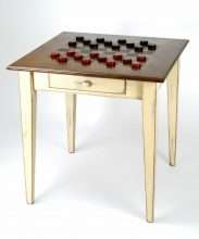 Counter-Height Game Table