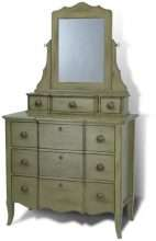 Hartford Vanity Mirror with 3 Drawers