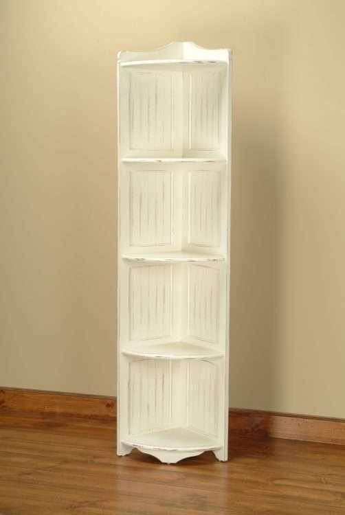 Heritage Tall Corner Shelf David Lee Furniture