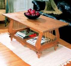 Harp Coffee Table