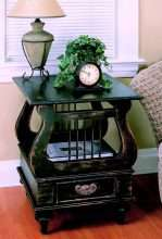 Harp End Table