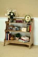Hampton Ladder Shelf-Low