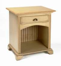 Heritage Nightstand with 1 Drawer