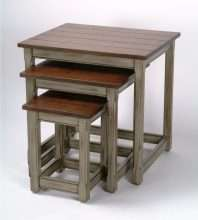 Hamilton Nesting Tables – Set Of 3
