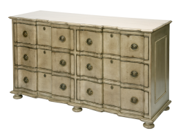 Milford 6 Drawer Dresser
