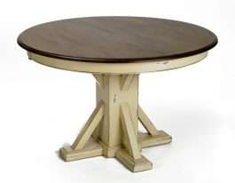 Montgomery Pedestal Dining Table