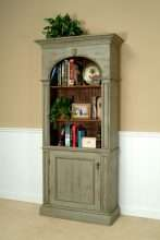 Regency Bookcase w/Door
