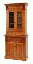 Regency China Cupboard