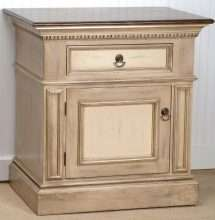 Regency Side Chest with Door