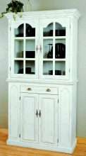 Tuscan China Hutch