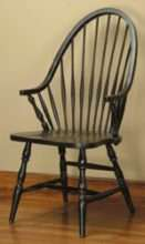 Windsor Highback Armchair