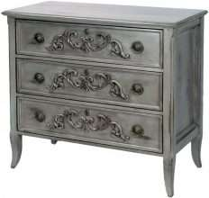 Chateau 3 Drawer Chest