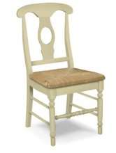 Milford Side Chair with Woven Seat