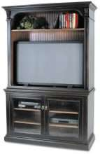 Cambridge Flat Screen TV Hutch w/Console