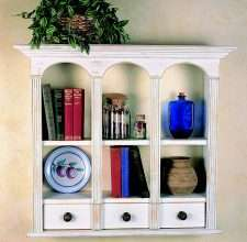 6-Unit Display Shelf