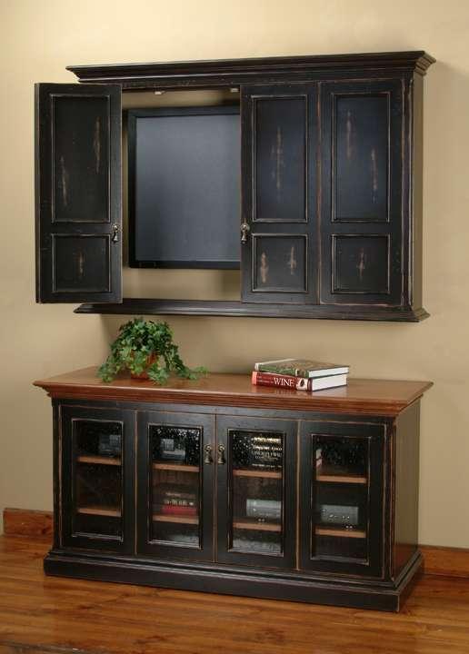Flat Screen Tv Wall Mount Cabinet