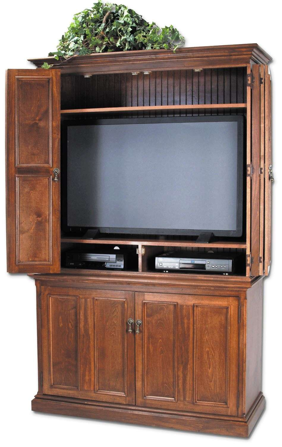 stand tv console furniture farmhouse hutch with in legends doors entertainment charming