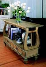 Harp Sofa Table