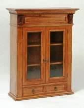 Regency Wall Cupboard