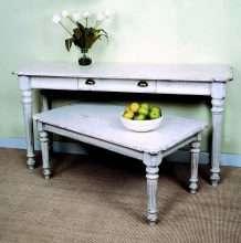Tuscan Sofa Table