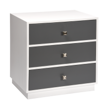 Felice 3 Drawer Side Chest