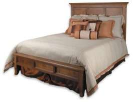 Hillsboro Bed (Queen)