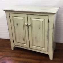 Custom French Green Buffet