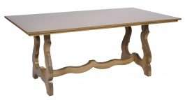 Barcelona Trestle Table